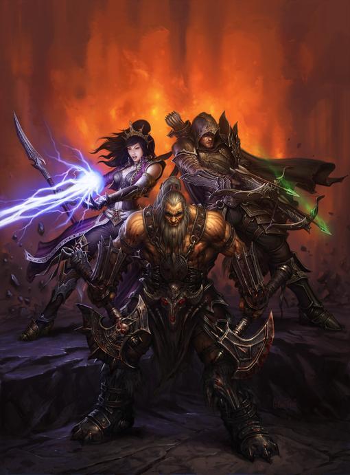 К зомби-апокалипсису готовы! Интервью с разработчиками Diablo III. - Изображение 5