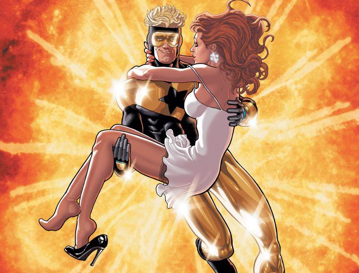 Автор «Флэша» и «Стрелы» делает фильм про супергероя-вора из будущего - Изображение 1