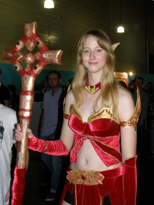 GamesCom 2011. Впечатления. Booth babes, косплей и фрики - Изображение 26