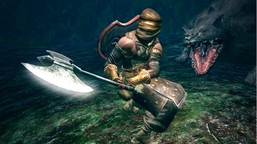 GamesCom 2011. Впечатления. Dark Souls - Изображение 4