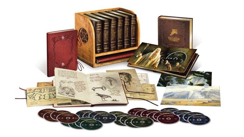 «Властелина колец» и «Хоббита» выпустят одним изданием на 30 Blu-ray - Изображение 1