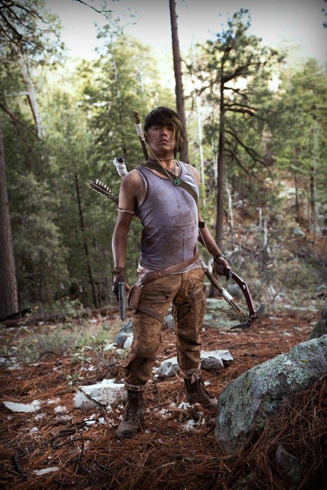 Tomb Raider нужен герой-мужчина. И я знаю, как он выглядит - Изображение 5