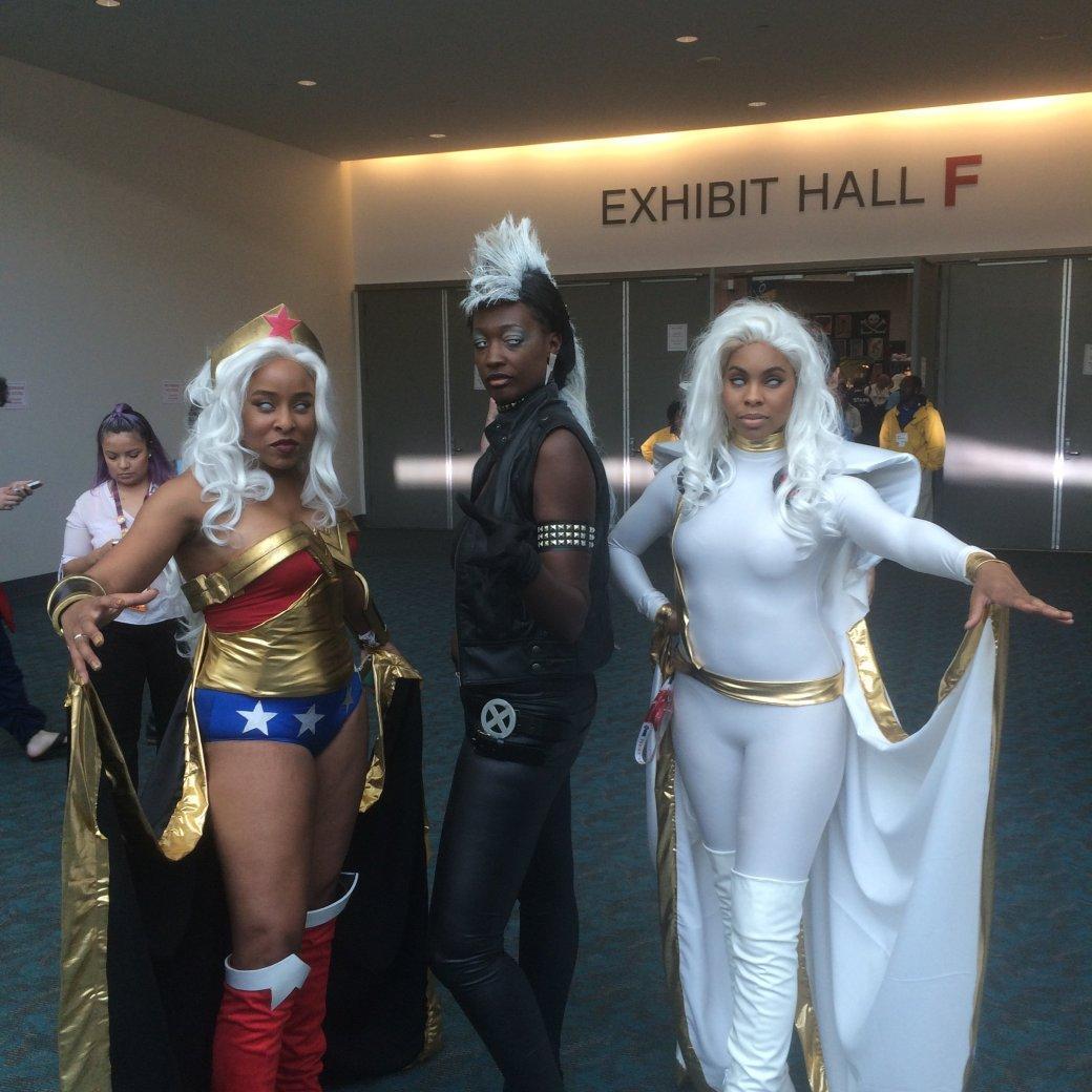 Лучший косплей Comic-Con 2015 - Изображение 53
