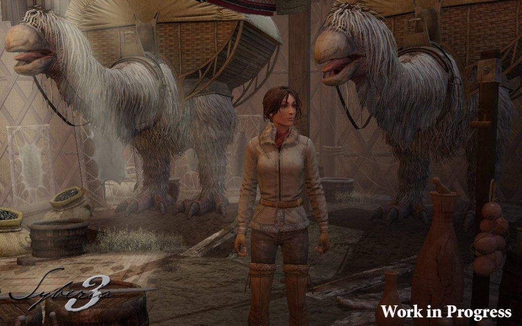 Syberia 3 выпустят в конце 2016 года - Изображение 1