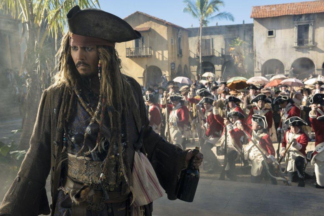 37 неудобных вопросов к фильму «Пираты Карибского моря 5». - Изображение 2