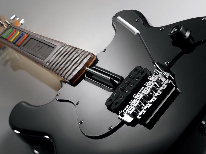 Dark Souls 2 прошли с контроллером-гитарой Rock Band - Изображение 1