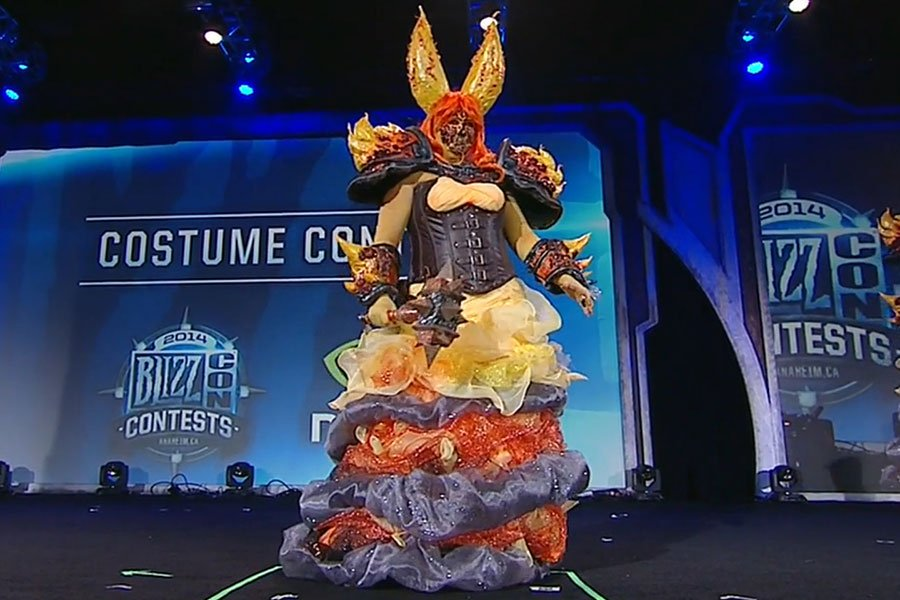 BlizzCon 2014. Конкурс костюмов - Изображение 69