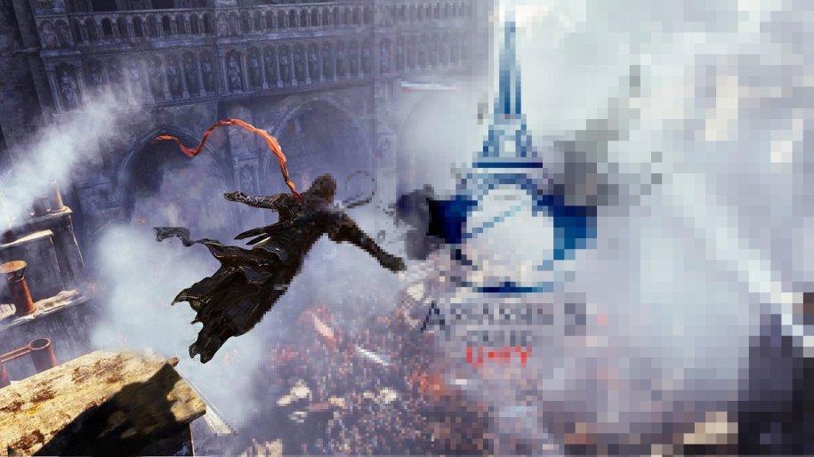 AC: Unity на PS4 скукожили до 900p. - Изображение 1