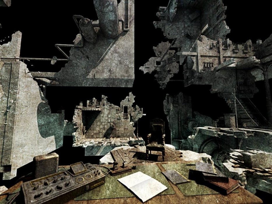 Машины снов: мир на просторах забвения   - Изображение 1