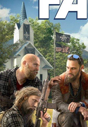 Что происходит напервом постере Far Cry5?. - Изображение 11