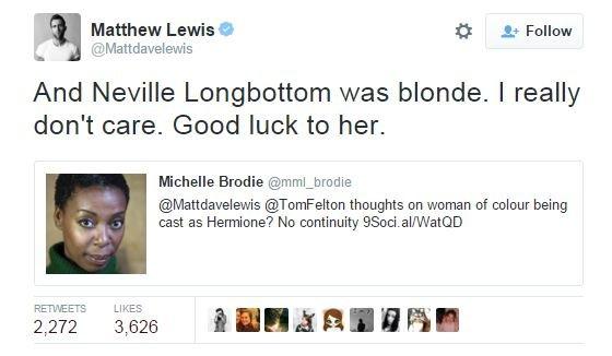 Гермиона станет чернокожей в продолжении «Гарри Поттера» [обновлено] - Изображение 5