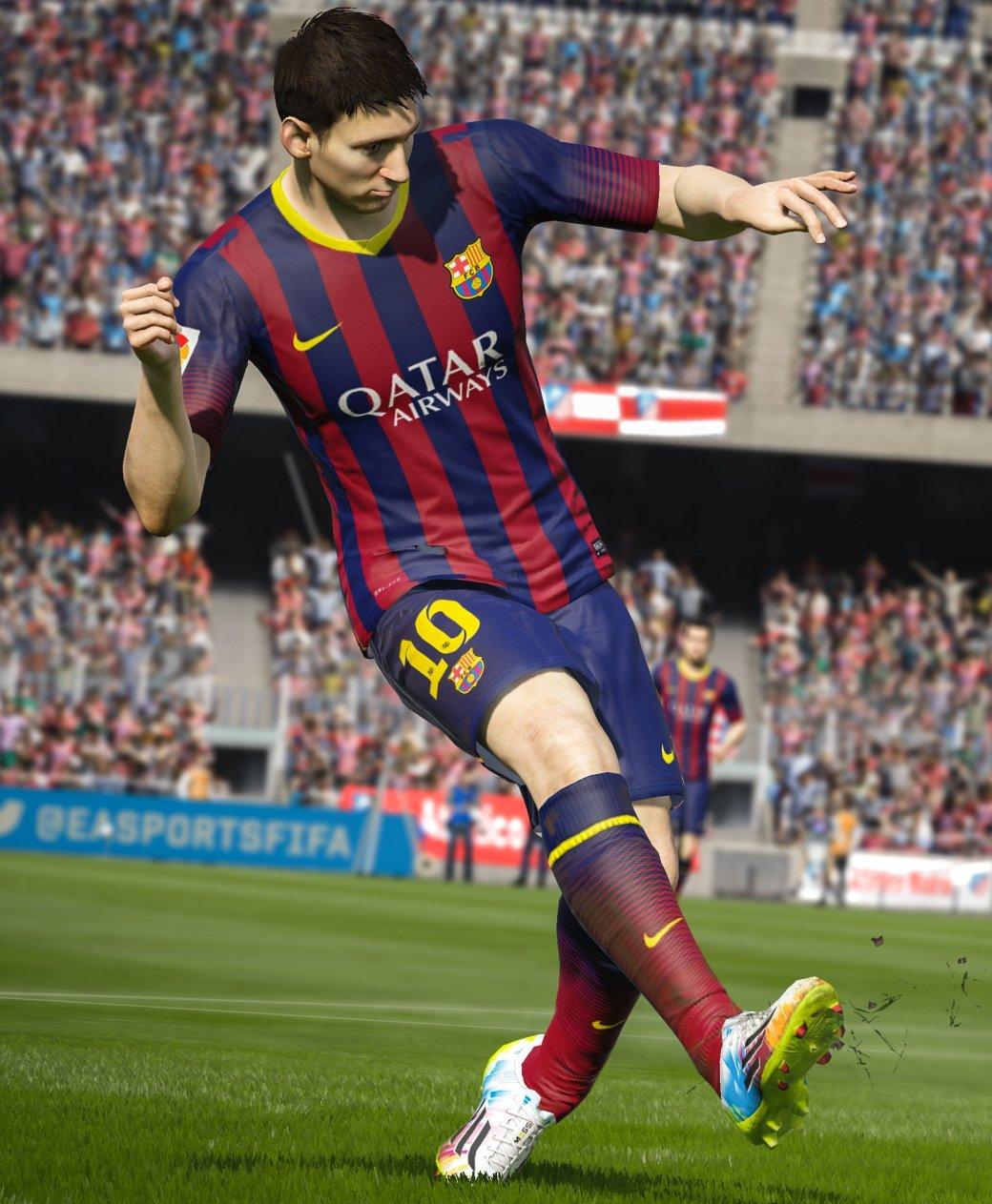 Рецензия на FIFA 15 - Изображение 2