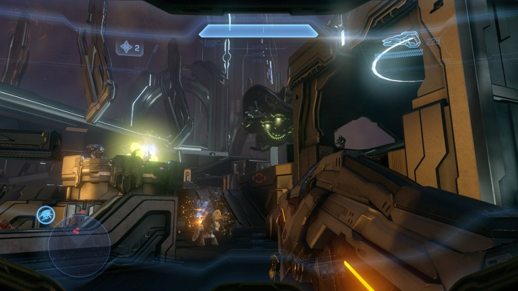 Halo 4. Репортаж из студии разработчиков. - Изображение 5