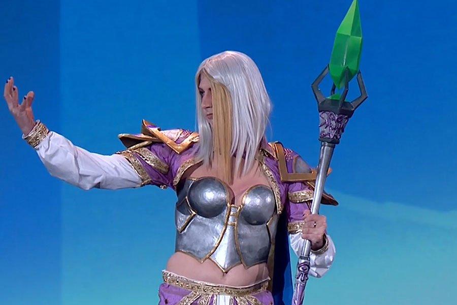 BlizzCon 2014. Конкурс костюмов - Изображение 23