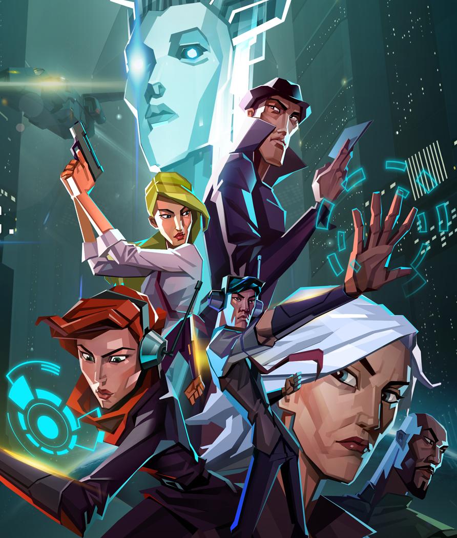 Рецензия на Invisible, Inc.. Обзор игры - Изображение 10