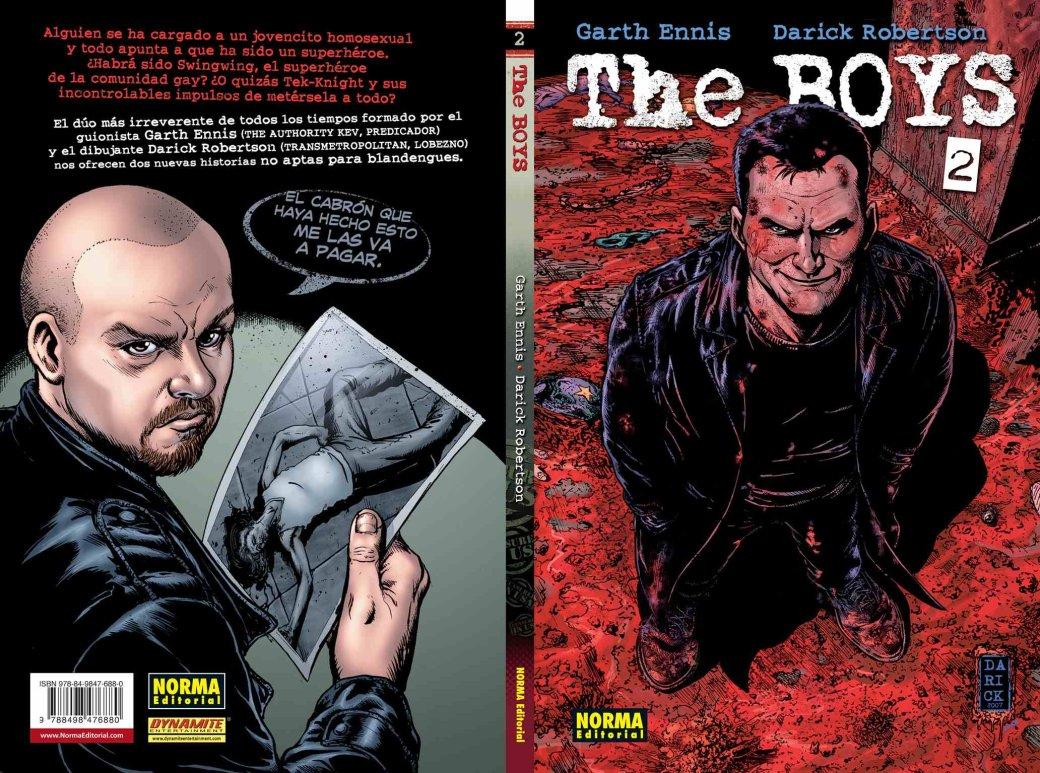 Сет Роген делает сериал по Гарту Эннису про убийцу супергероев - Изображение 1