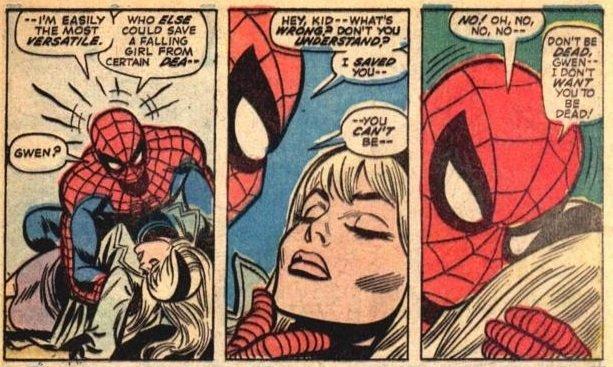 Легендарные комиксы про Человека-паука, которые стоит прочесть. Часть 1 - Изображение 4