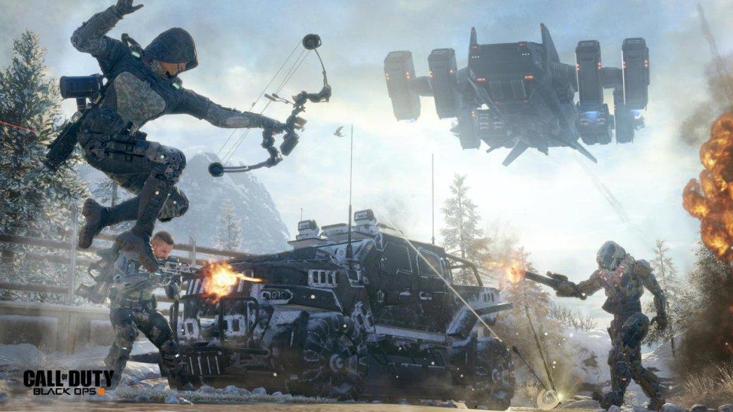 Как Sony заполучила временную эксклюзивность DLC для Black Ops 3 - Изображение 1