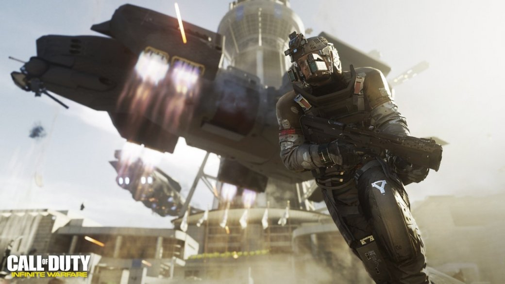 Activision не волнует плохая реакция на трейлер Infinite Warfare  - Изображение 1