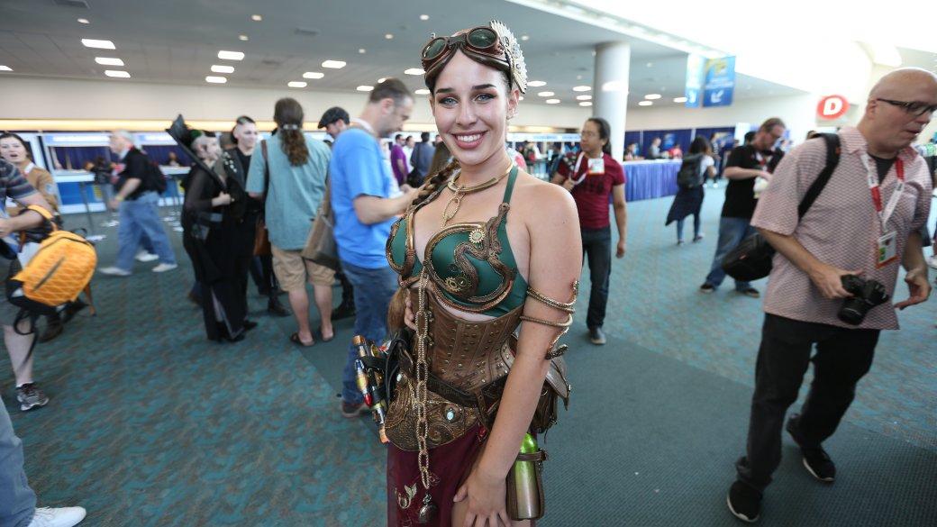 Лучший косплей Comic-Con 2015 - Изображение 25