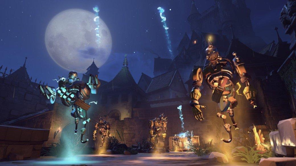 Сравниваем Хэллоуин и Летние Игры в Overwatch . - Изображение 20