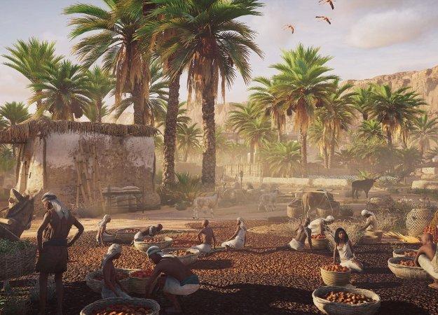 Ubisoft поделилась своими ожиданиями продаж Assassin's Creed: Origins. - Изображение 1