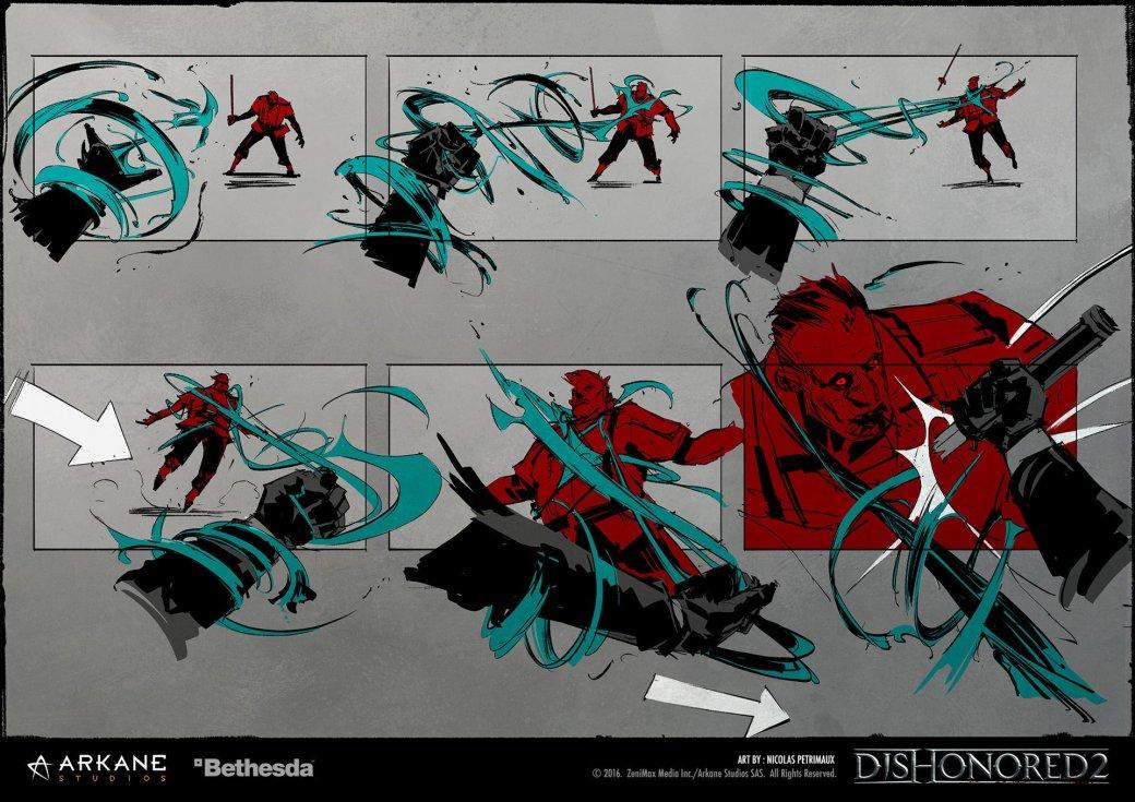 Потрясающие концепт-арты Dishonored 2 отхудожника игры - Изображение 4