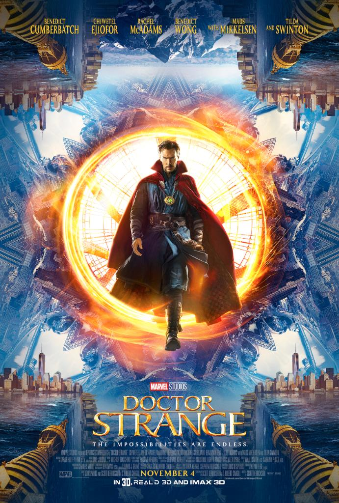 Второй трейлер «Доктора Стрэнджа» еще сильнее напоминает «Начало» - Изображение 3