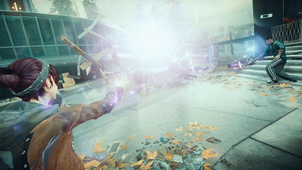 Полный некстген: 35 изумительных скриншотов inFamous: First Light. - Изображение 15