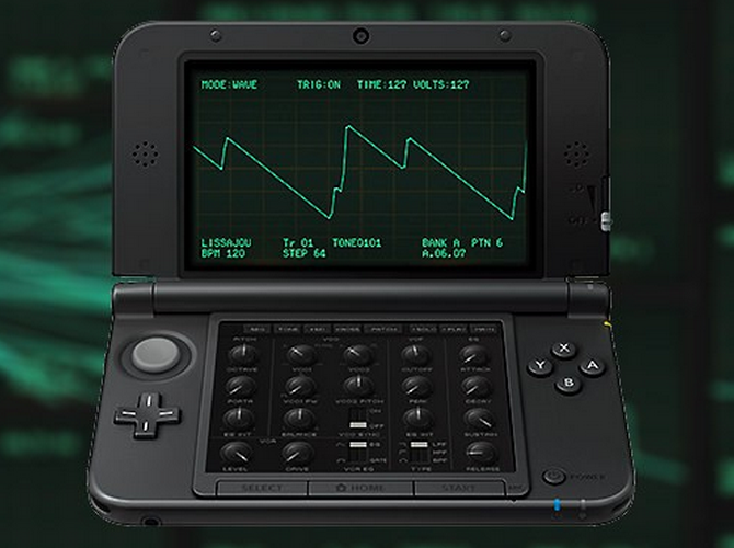 Korg и DeTune в сентябре выпустят синтезатор для 3DS  - Изображение 1