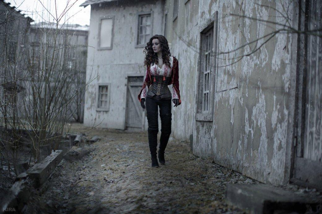 Косплей дня: беспощадные борцы с вампирами Ван Хельсинг и Анна - Изображение 5