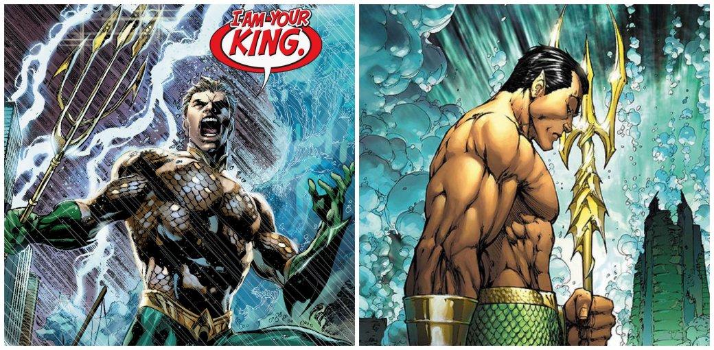 Как Marvel персонажей DC воровала (и наоборот). - Изображение 13