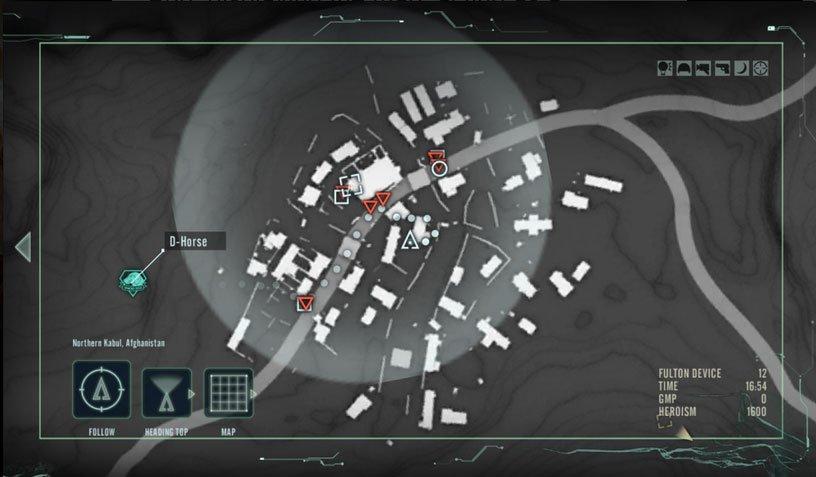 Для MGS 5: The Phantom Pain выпустят приложение-карту - Изображение 1
