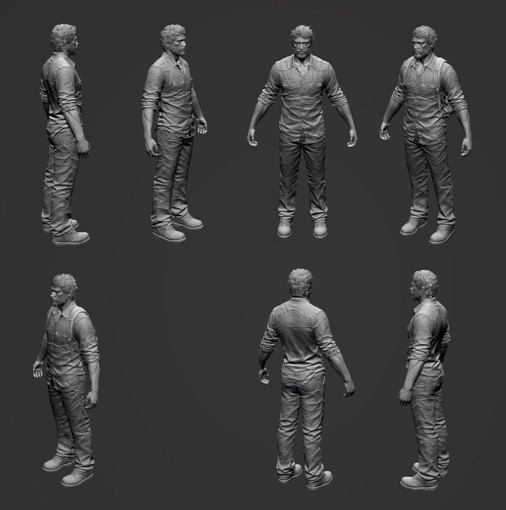 Разработчик The Last of Us выложил свои наработки в сеть - Изображение 2