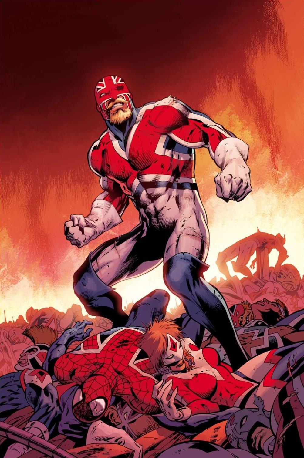 Marvel готовит сериал про Капитана Британию - Изображение 1