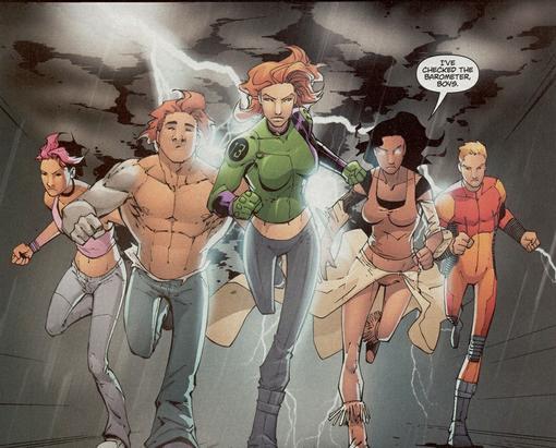 Девочки-припевочки, или весеннее обострение в комиксах - Изображение 10