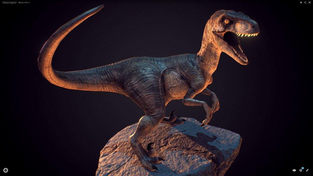 Бывшие сотрудники Cryptic показали отмененную Jurassic World Game. - Изображение 4