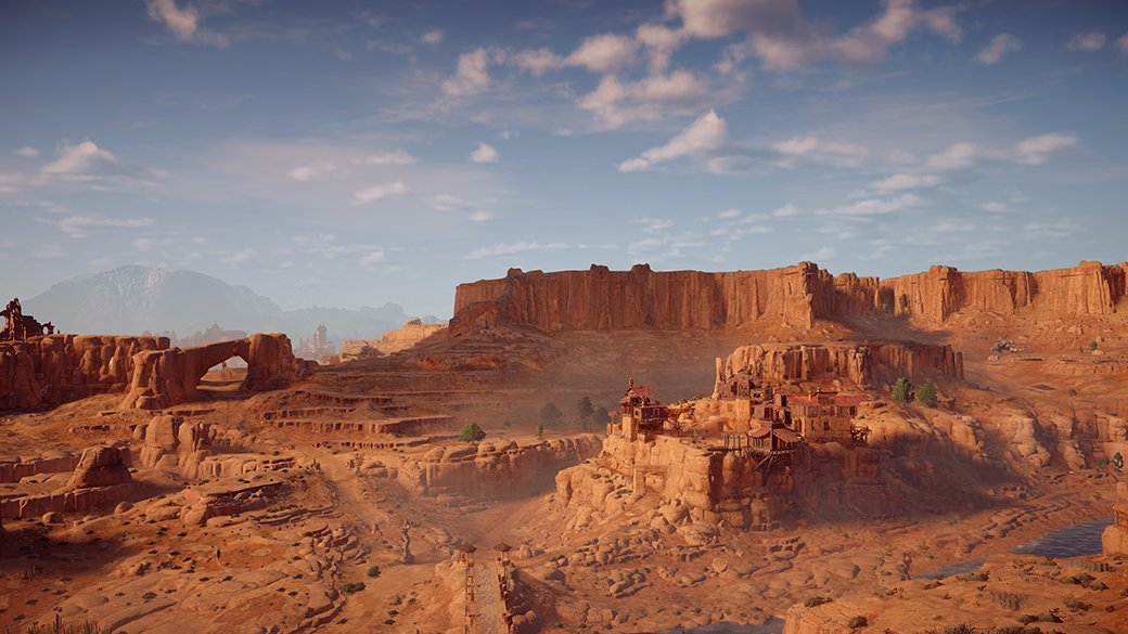 Все красоты мира Horizon: Zero Dawn. - Изображение 20