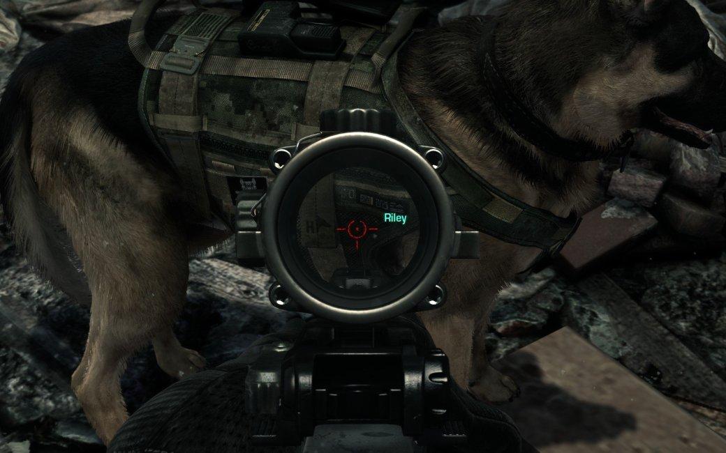 В Call of Duty: Ghosts для PC появилась шерсть нового поколения  - Изображение 1