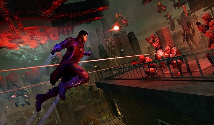 Обзор Saints Row 4 - Супергеройский сэндбокс - Изображение 3