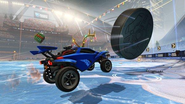 В Rocket League стартовал зимний сезон - Изображение 1