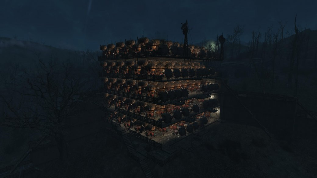 В Fallout 4 построили гигантский кубик Рубика - Изображение 4