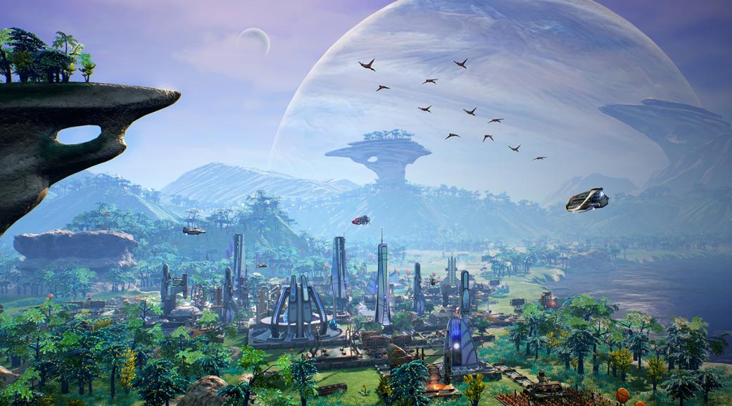 А ведь такой могла быть Mass Effect: Andromeda. Играем в Aven Colony - Изображение 1
