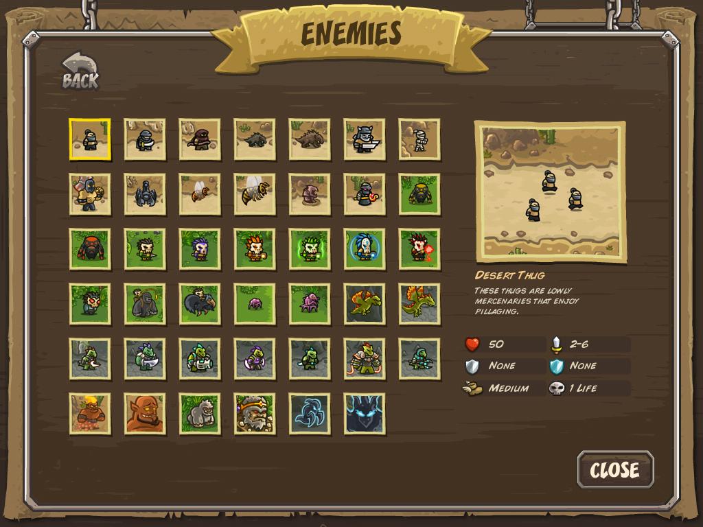 Kingdom Rush - один из лучших Tower Defens игр на IOs и Android. - Изображение 9
