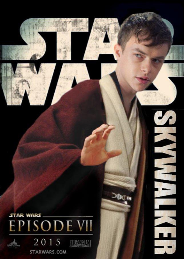 Фанатские постеры Star Wars: Episode VII - Изображение 29