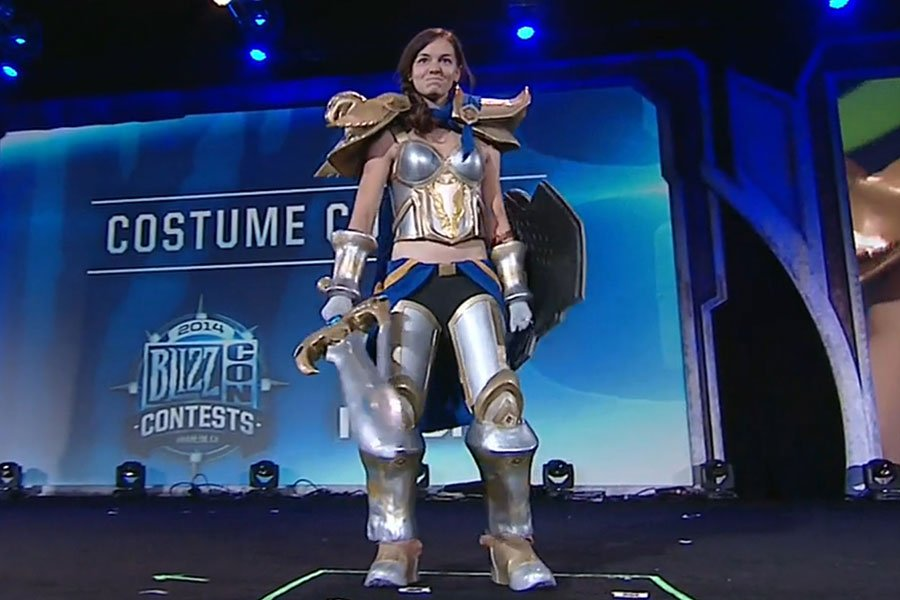 BlizzCon 2014. Конкурс костюмов - Изображение 64