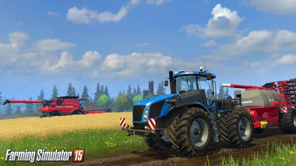 Farming Simulator как дверь, ведущая в параллельную реальность - Изображение 1