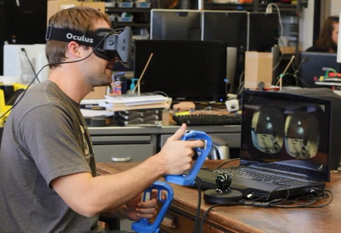 Американцы изобрели рукоять виртуальной реальности . - Изображение 1