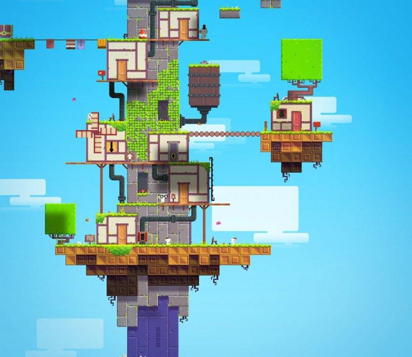 Рецензия на Fez. Обзор игры - Изображение 1