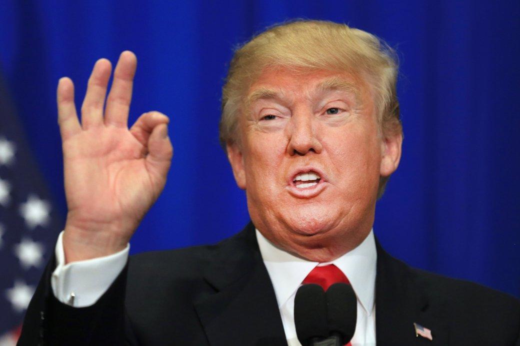 Дональд Трамп появился в комиксах в виде нелепого злодея MODAAKа. - Изображение 1